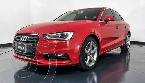 Audi A3 1.4L Ambiente usado (2014) color Rojo precio $244,999