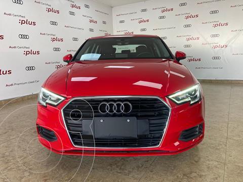 Audi A3 1.4L Dynamic usado (2020) color Rojo precio $435,000