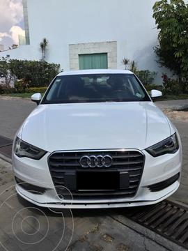 Audi A3 1.8L T FSI Attraction usado (2015) color Blanco precio $254,000