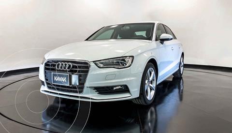 Audi A3 Sedan 1.4L Attraction Aut usado (2015) color Blanco precio $287,999
