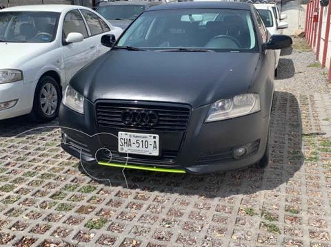 Audi A3 1.4L Sportback Ambiente Plus usado (2012) color Negro precio $140,000