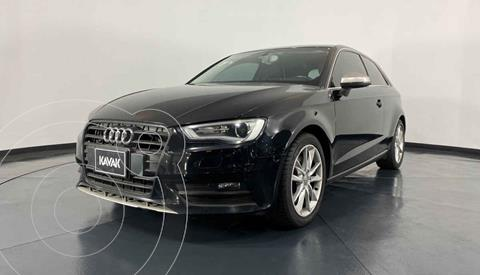 Audi A3 1.8L Attraction Aut usado (2015) color Negro precio $267,999