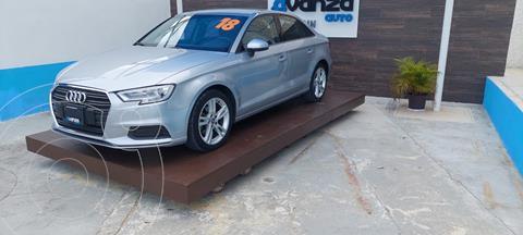 Audi A3 1.4L Dynamic usado (2018) color Plata Dorado precio $365,000