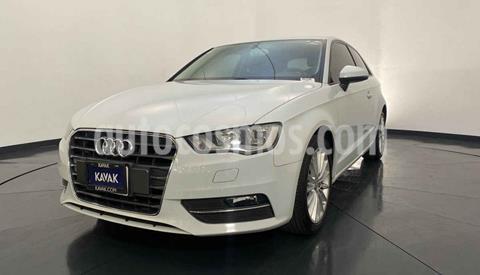 Audi A3 1.4L Ambiente Aut usado (2014) color Blanco precio $209,999