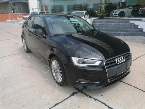 Audi A3 1.4 TURBO FSI AMBIENTE S TRONIC usado (2013) color Negro precio $219,000