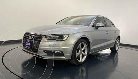 Audi A3 Sedan 1.4L Attraction Aut usado (2015) color Plata precio $277,999