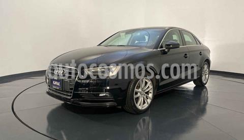 Audi A3 Cabriolet 1.8L Attraction Aut usado (2016) color Negro precio $302,999
