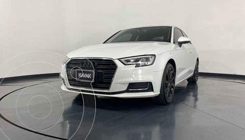 Audi A3 Sedan 1.4L Select Aut usado (2017) color Blanco precio $352,999