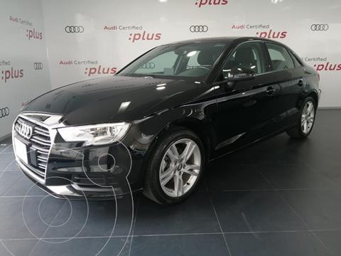 Audi A3 1.4L Dynamic usado (2019) color Negro financiado en mensualidades(mensualidades desde $6,481)