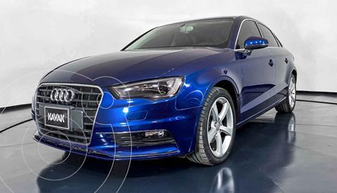 Audi A3 Sedan 1.4L Attraction Aut usado (2015) color Azul precio $282,999