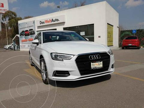 Audi A3 Sedan 1.4L Select Aut usado (2018) color Blanco precio $369,000