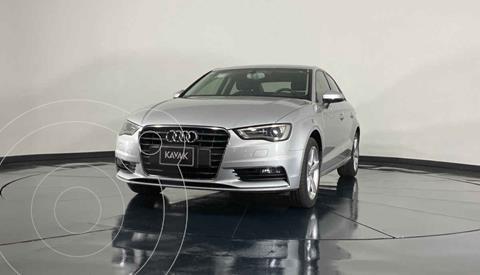 Audi A3 1.4L Ambiente usado (2014) color Plata precio $237,999