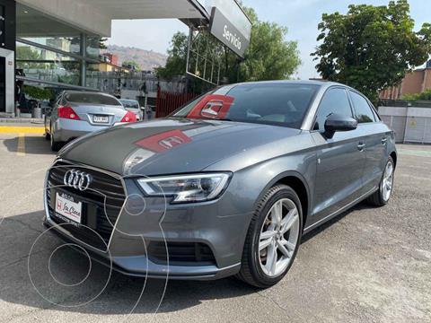 Audi A3 Sedan 1.4L Dynamic Aut usado (2018) color Gris precio $320,000