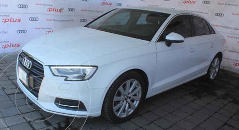 Audi A3 Sedan 1.4L Select Aut usado (2018) color Blanco precio $380,000
