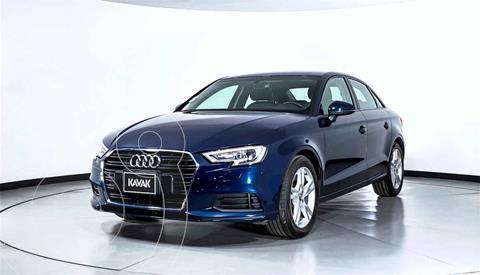 Audi A3 Sedan 1.4L Dynamic Aut usado (2018) color Azul precio $369,999