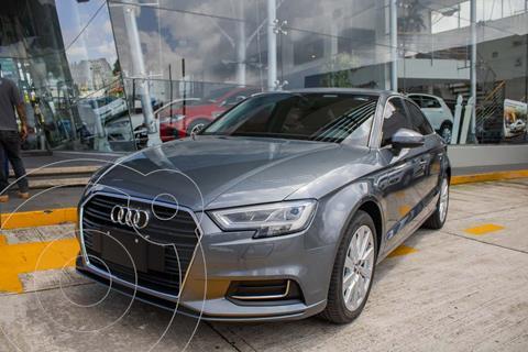 Audi A3 SEDAN SELECT 40 L4 2.0L TFSI S-TRONIC TA usado (2020) color Gris precio $499,990
