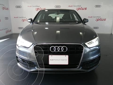 Audi A3 1.8L S-Line usado (2013) color Gris precio $280,000
