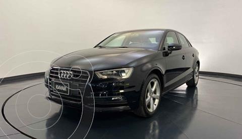 Audi A3 Sedan 1.4L Select Aut usado (2017) color Negro precio $287,999