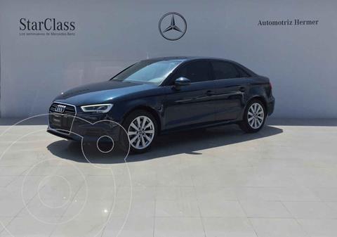 Audi A3 Sedan 2.0L Dynamic Aut usado (2020) color Azul precio $489,900