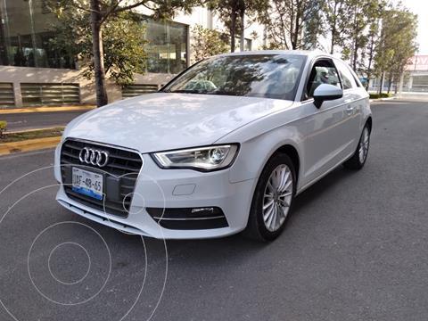 Audi A3 1.4L Ambiente Plus S-Tronic usado (2015) color Blanco Ibis precio $275,000