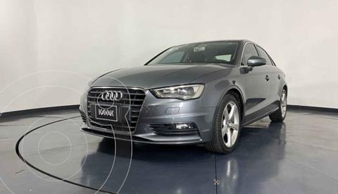 Audi A3 Sedan 1.4L Select Aut usado (2017) color Gris precio $292,999