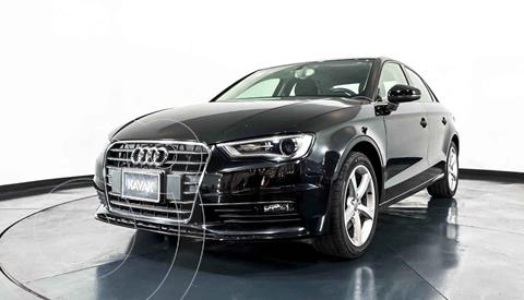 Audi A3 Sedan 1.8L Ambiente Aut usado (2015) color Negro precio $264,999