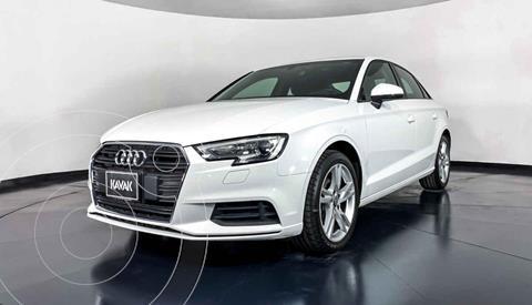 Audi A3 Sedan 1.4L Dynamic Aut usado (2018) color Blanco precio $362,999