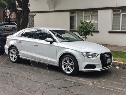 Audi A3 2.0L Dynamic Aut usado (2019) color Blanco Glaciar precio $411,000