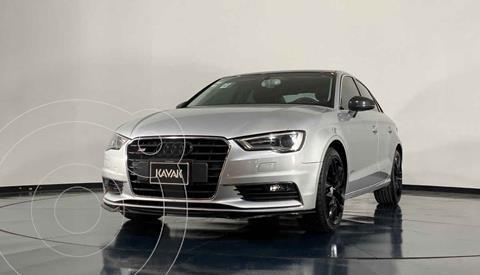 Audi A3 Sedan 1.8L Attraction Plus Aut usado (2014) color Plata precio $287,999
