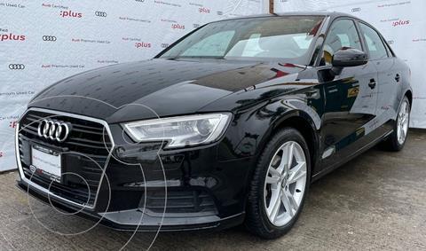 Audi A3 1.4L Dynamic usado (2019) color Negro precio $389,000