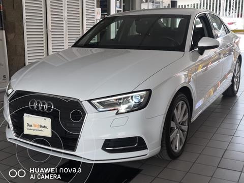 Audi A3 SEDAN 1.4TFSI COD 150HP SELECT usado (2018) color Blanco precio $390,000