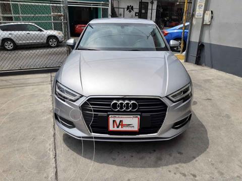 Audi A3 Sedan 2.0L Select Aut usado (2020) color Plata precio $475,000