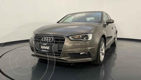Audi A3 1.4L Ambiente usado (2014) color Cafe precio $234,999