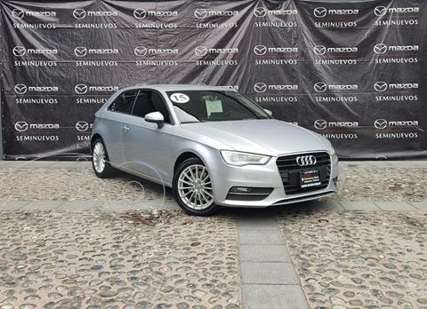 Audi A3 1.8L Ambiente Aut usado (2015) color Gris precio $255,000