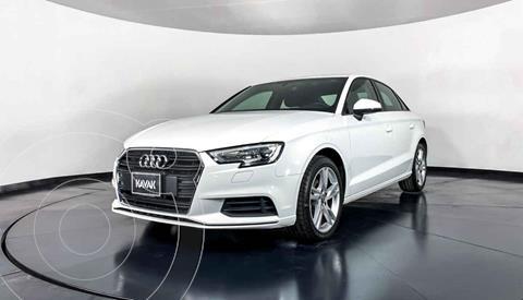 Audi A3 Sedan 1.4L Dynamic Aut usado (2018) color Blanco precio $359,999