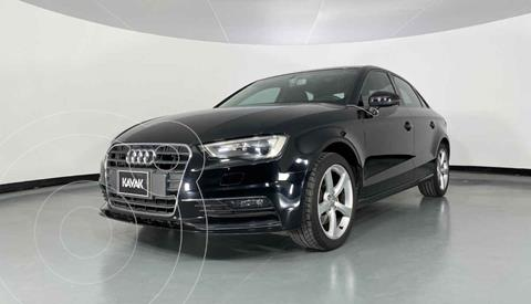 Audi A3 Cabriolet 1.8L Attraction Aut usado (2015) color Negro precio $282,999