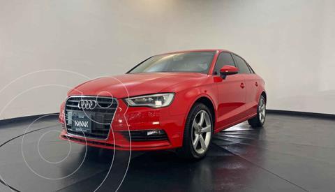Audi A3 Cabriolet 1.8L Attraction Aut usado (2015) color Rojo precio $284,999