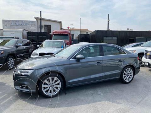 Audi A3 Sedan 1.4L Dynamic Aut usado (2019) color Gris precio $408,800