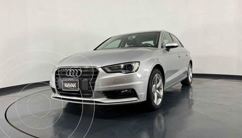 Audi A3 Sedan 1.8L Attraction Aut usado (2014) color Plata precio $244,999