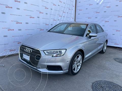 Audi A3 1.4L Dynamic usado (2018) color Plata Dorado precio $389,000