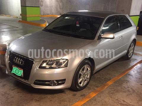 Audi A3 1.8L Ambiente Plus S-Tronic  usado (2011) color Plata precio $125,000