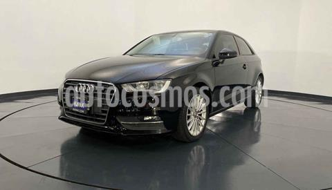 Audi A3 1.4L T FSI Ambiente usado (2015) color Negro precio $259,999