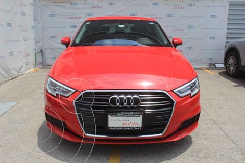 Audi A3 1.4L Dynamic Aut usado (2018) color Rojo precio $320,000