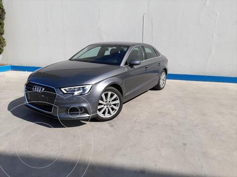 Audi A3 Sedan 35 TFSI Select Aut usado (2019) color Gris Oscuro precio $440,000