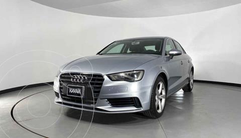 Audi A3 Sedan 1.4L Select Aut usado (2017) color Plata precio $334,999