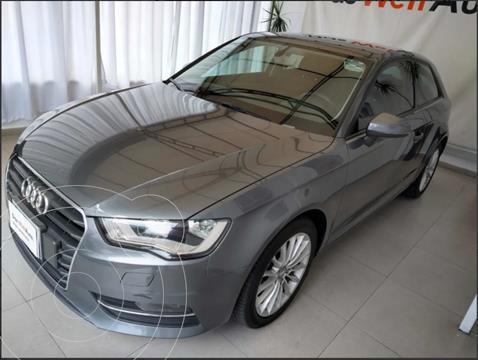 Audi A3 1.4L Ambiente Aut usado (2016) color Plata Hielo precio $289,000