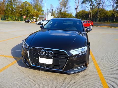 Audi A3 Sedan 1.4L Select Aut usado (2018) color Negro precio $365,000