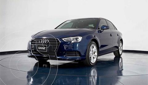Audi A3 Sedan 1.4L Dynamic Aut usado (2018) color Azul precio $372,999