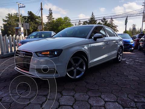 Audi A3 1.4L Ambiente usado (2015) color Blanco precio $250,000