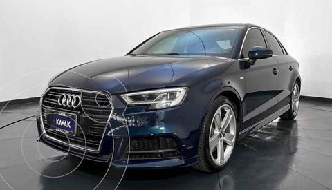 Audi A3 Sedan 1.8L S Line Aut usado (2018) color Azul precio $444,999